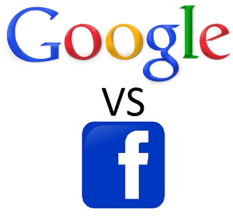 Google Stops Feeding Data to Facebook