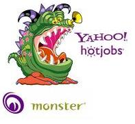Yahoo will show Monster jobs in Latin America