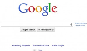 Google Website Visits Reach One Billion Mark in May