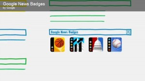 Google News Badges Offers Gaming Levels to Avid Readers