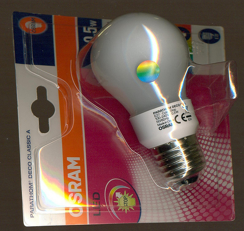 Osram has filed patent infringement suits against Samsung LED Co and LG Innotek. Image: thomas.amberg / Flickr (CC)