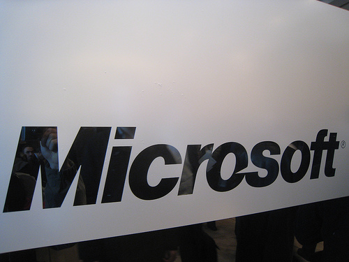 Microsoft will develop and market cloud products in China with a Chinese partner. Image: Titanas / Flickr (CC)