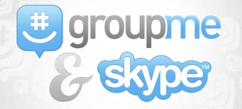Skype is buying group messaging startup GroupMe. Image: Dekuwa / Flicker (CC)