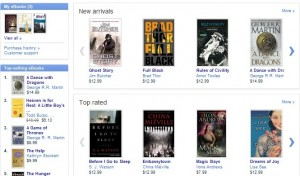 Google eBooks Officially Lands in France