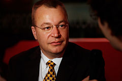 Nokia CEO Stephen Elop Warrants Earlier Decision with Google's Motorola Mobility Acquisition - Nokia CEO, Stephen Elop, Motorola Mobility acquisition, Nokia WP7, Symbian OS, Meego