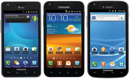 Samsung finally announces arrival of Galaxy S II in the U.S. - Samsung Galaxy S II, AT&T, T-Mobile, Sprint, Samsung