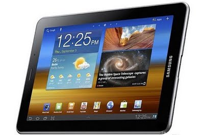 Samsung Galaxy Tab 7.7 expelled from IFA in Germany?