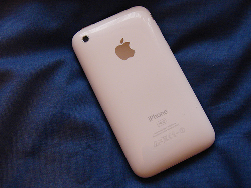iPhone 5 To Be Released With Same Capacities as Previous iPhones