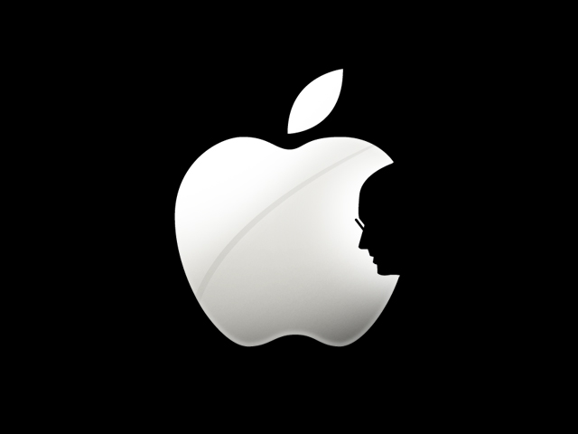 Apple Logo by Jonathan Mak