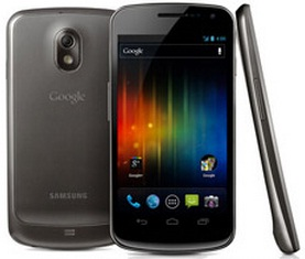 Google and Samsung unveils Galaxy Nexus - Galaxy Nexus, Google, Samsung