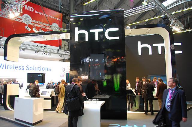HTC Cuts Current Quarter Revenue Forecast
