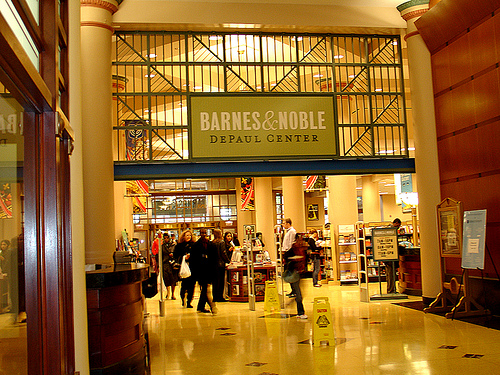 Barnes & Noble Charges Microsoft Of Anti-Competitive Practices