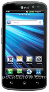LG Nitro HD Shows Up Ahead of Official Launch - LG Nitro HD, LG Optimus LTE, AT&T LTE
