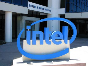 Intel plans for its Clover Trail Atom chip to be its first chips for Windows 8 tablets. Image: huangjiahui / Flickr (CC)