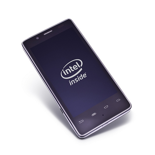 Intel Unveils Smartphones, Tablets and Ultrabooks for 2012