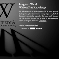 SOPA Blackout Did Not Pass Unobserved