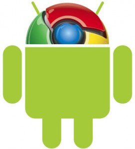 how to stop a download on android chrome