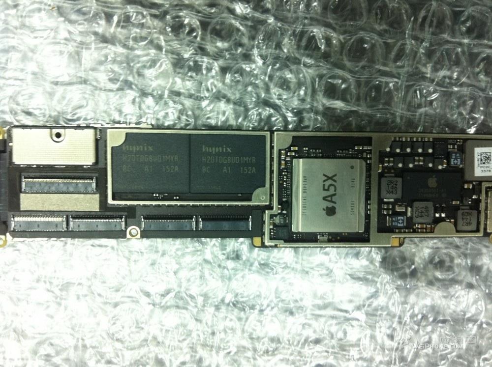 iPad 3 Rumors: 'A5X' SoC, Larger Camera, Samsung Outsourcing To China