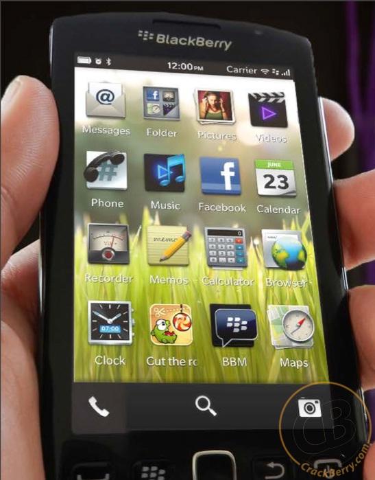 RIM BlackBerry 10 OS Leaks Through Images - BlackBerry 10 OS, BlackBerry 10 OS release date, BlackBerry OS 7