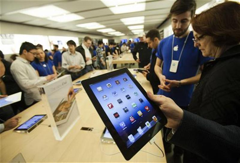 Despite Getting Some Hard Hits, iPad Still Gets Top Billing in Today's Tablet Parade