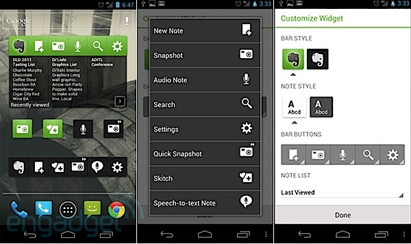 android-evernote