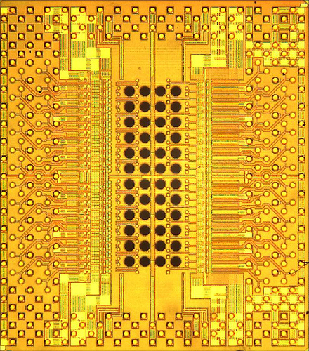 'Holey Optochip' Transfers Data at 1 Terabit per second (Tb/s) - Holey Optochip, IBM Optochip, opto chips, optical chips