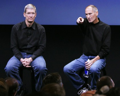 tim-cook_steve-jobs