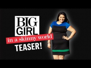 Big Girl in a Skinny World-Marie-Claire