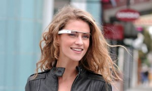 Google Project Glass model