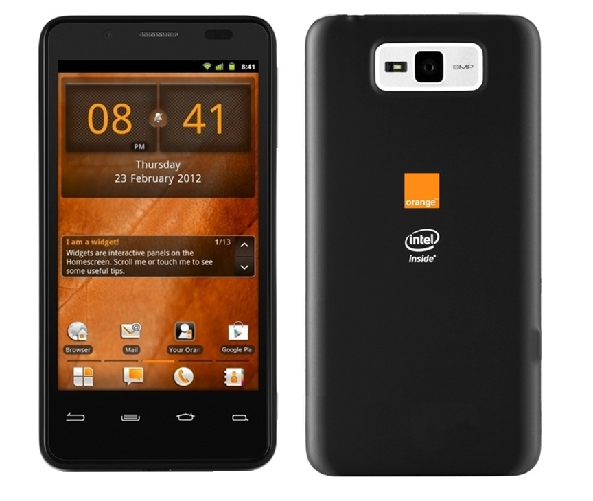 San Diego, Intel, Orange, UK, France, San Diego release, Intel smartphone,