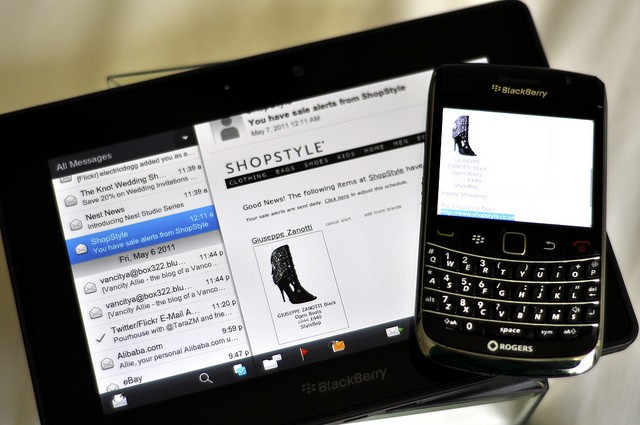 PlayBook, BlackBerry, PlayBook OS 2.1 beta, Research In Motion, RIM