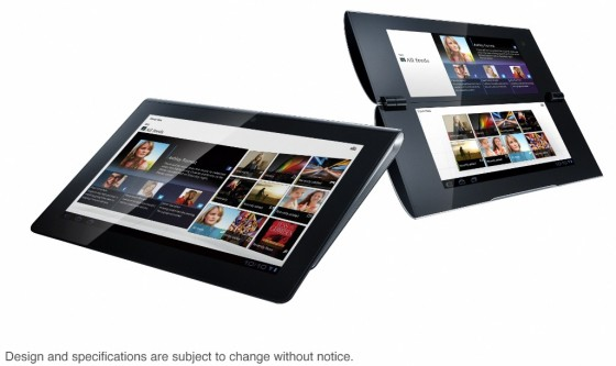 Sony Tablet P ICS Update, Sony, Tablet P, ICS, Android 4.0, Ice Cream Sandwich, OS update, 