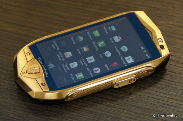 Summer Marks Tonino Lamborghini Luxury Phones Launch In Russia