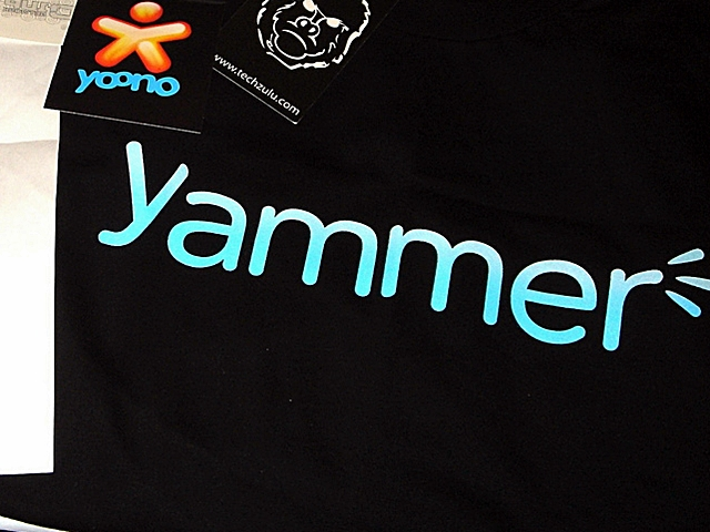 Yammer, Microsoft, acquisition