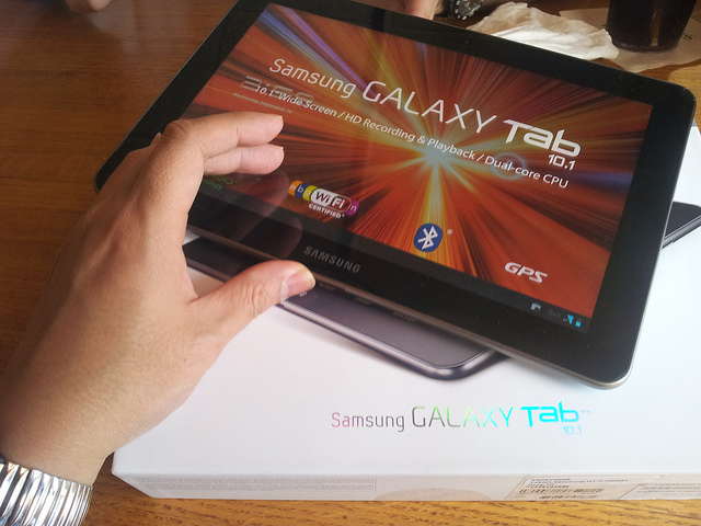 Galaxy Tab 10.1, preliminary injunction, Apple, ban, US,