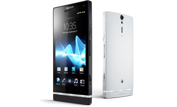 Sony Xperia S, ICS, Ice Cream Sandwich, Android 4.0, update