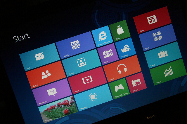 Windows 8, Start button, Metro UI, Chaitanya Sareen, 