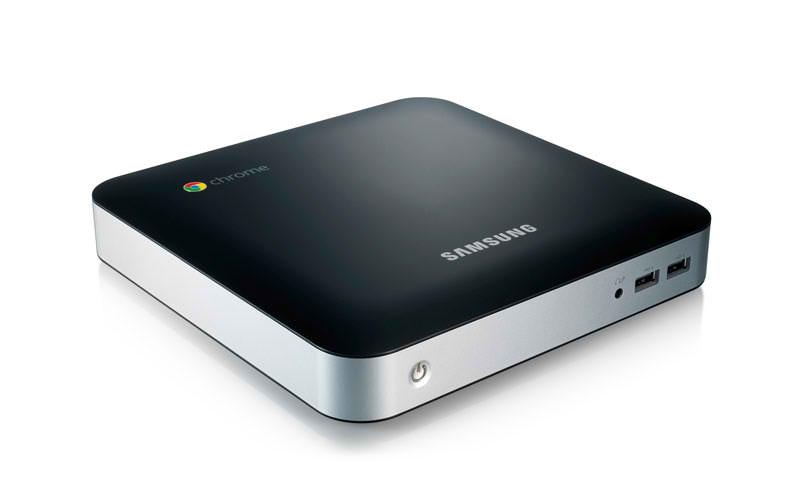 Google and Samsung Introduce Chromebox Desktop PC