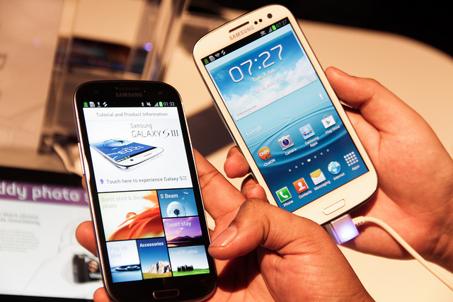 Galaxy Note II, Galaxy S III, Samsung, Galaxy Note, benchmarks, specs,