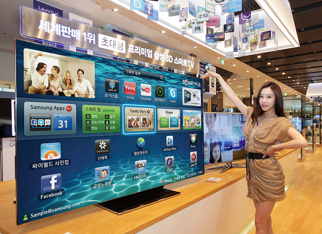 Samsung Launches Monster 75-Inch OLED TV With Monster Price Over $17,000 in Korea