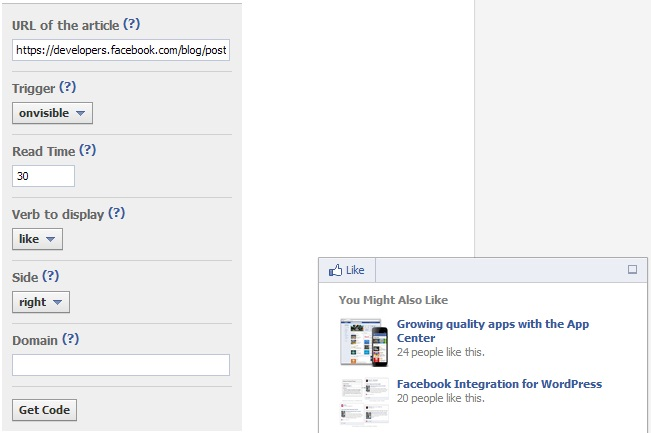 facebook-recommendations-bar