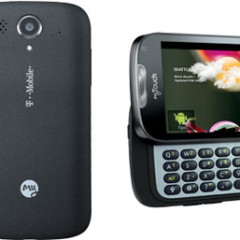 Huawei Unveils Two New Low-cost T-Mobile myTouch Androids