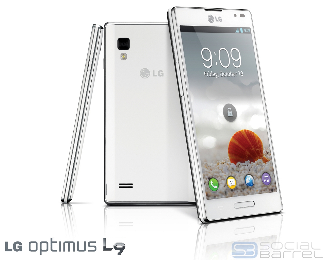 Optimus L9, LG, LG Optimus L9, QTranslator, 
