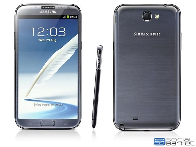 Galaxy Note II, Galaxy Note 2, Galaxy Note, Samsung, IFA, announcement, unveiling, specs, specifications, photos,