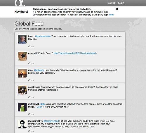 App.net Envisions Ad-Free Social Network