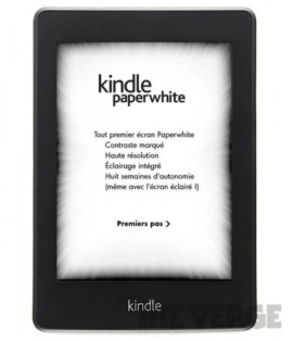 Rumored Amazon Kindle Photos Surface on The Verge
