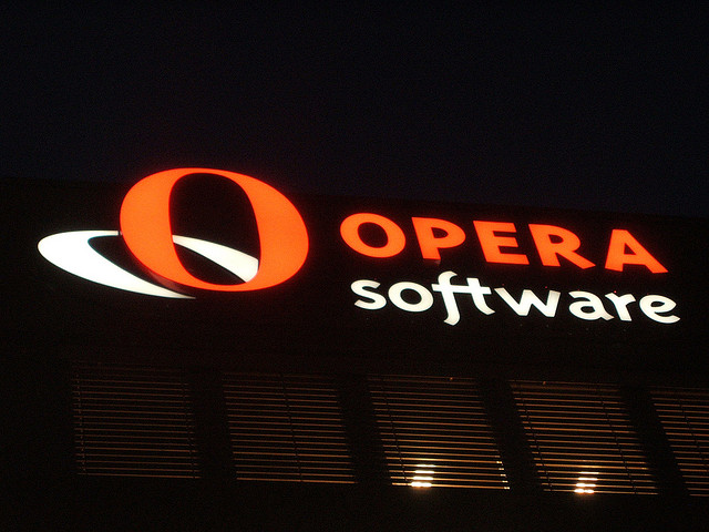 Opera Software ASA Extends Deal For Google Search