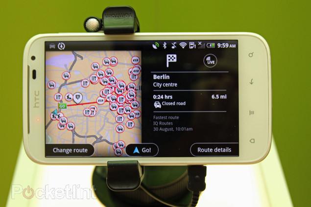 tomtom previews navigation app for android life better. Black Bedroom Furniture Sets. Home Design Ideas