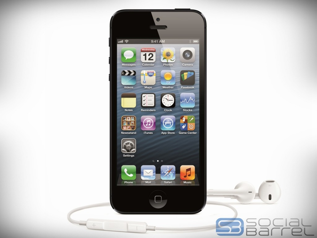 iPhone, Apple, BlackBerry, Research In Motion, security, mobile platforms, impressions, RIM, enterprise,