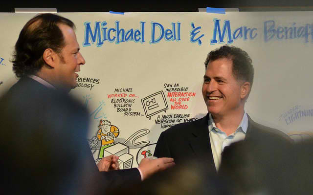 Dell Launches Salesforce Consulting Practice